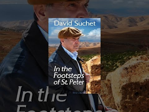 David Suchet  In the Footsteps Of St. Peter  Part 1