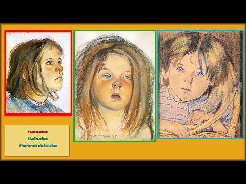 Stanisław Wyspiański - Portrety dzieci