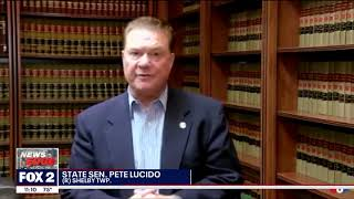 Sen. Lucido joins FOX 2 to discuss Whitmer's veto of bill to protect nursing home residents