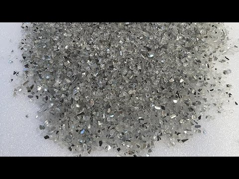 how-to-make-your-own-crushed-glass-mirror-cheap-|-diy-crushed-glass-|-crushed-glass-diy
