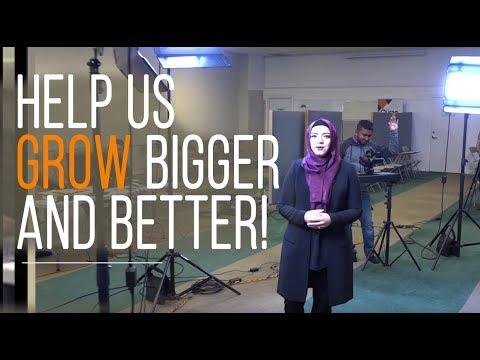 LAST DAY! HELP LET THE QURAN SPEAK GROW!