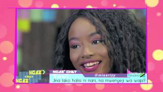 Ngaz' Chat EXTENDED: Miss Rizy kuhusu