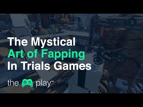 psa the mystical art of fapping in trials games a simple tutorial
