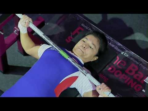 Women's Up to 45kg | Mexico City 2017 World Para Powerlifting Championships