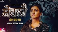 Sherni Full Song Video - Anmol Gagan Maan   New Punjabi Song 2019   Saga Music   Jatti Sher