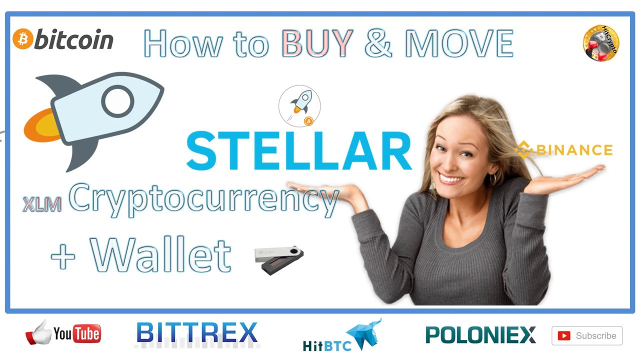 where do you buy stellar cryptocurrency