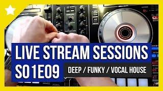 House Music Live Stream Sessions S01E09