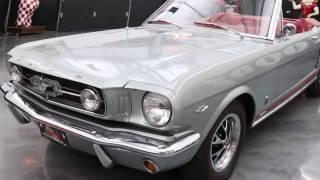 1965 Ford Mustang CV 65-4243C