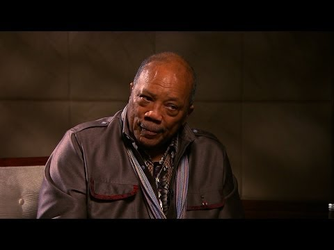 Legendary producer Quincy Jones
