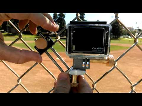 To The Tennis Players Who Have Found Fenceclip Thank You For The Kind Words Gopro Camera Case Camera Case Gopro Camera