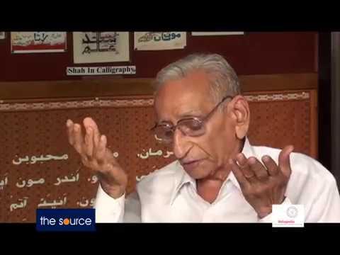 In Conversation with Prof. Pritam Varyani on Sindhi Folk Culture