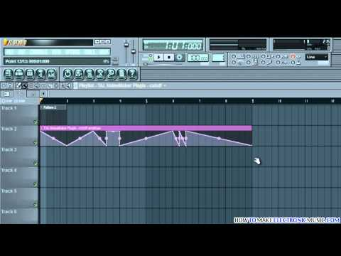 fl studio automation