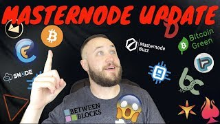 2 MONTH 11 MASTERNODE UPDATE | CRYPTOCURRENCY OVERVIEW