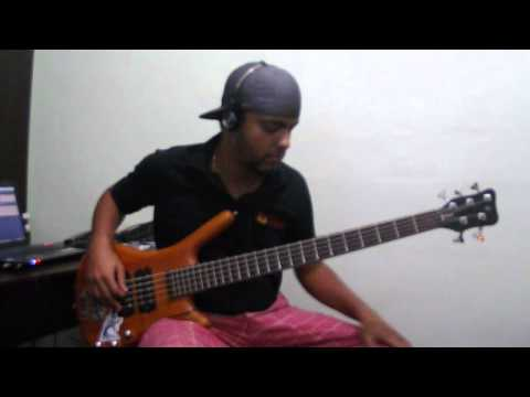 Bass Cover - Ainda que a Figueira - Fernandinho - Israel Dias