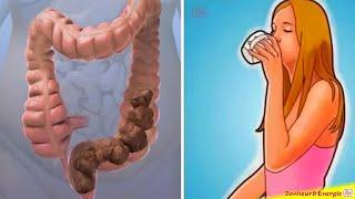 3 Conseils Naturels Pour Nettoyer Les Intestins, Dégonfler Votre Ventre Et Soulager Une Constipation
