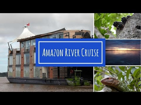 Amazon River Cruise | Iquitos Peru South America