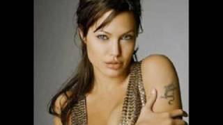 Angelina - Billy Bob Tattoo (Before & After)