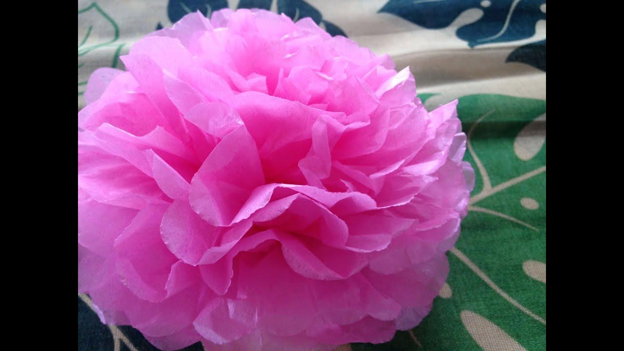 すべての折り紙 桜 花びら 折り紙 : ペーパーフラワーを 作って ...