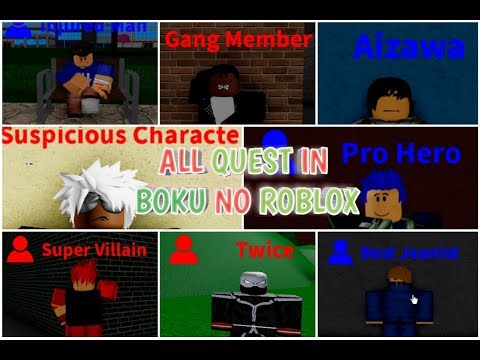 Boku No Roblox Remastered Beginners Guide