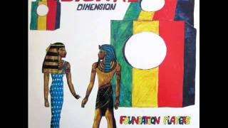 Digital Dimension - Foundation Players ft  Dub Judah - FIRE BALL