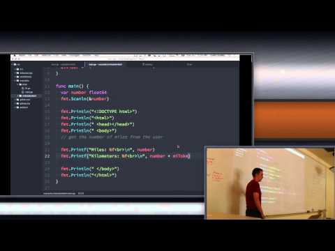 Golang HTML