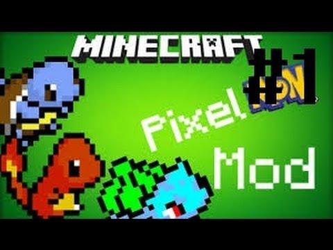 Minecraft pixelmon ep 1 char charmander youtube - Pixelmon ep 1 charmander ...