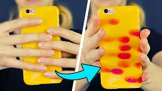 Video 15 TOTALLY COOL DIY PHONE CASES download MP3, 3GP, MP4, WEBM, AVI, FLV September 2018