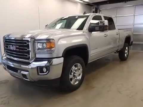 new 2016 gmc sierra 3500hd 4wd crew cab 153 7 slt youtube. Black Bedroom Furniture Sets. Home Design Ideas