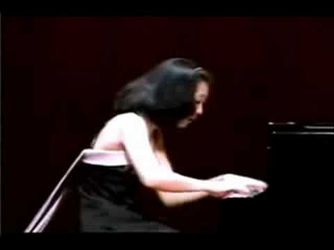 Bach Busoni: Chaconne 1/2 - Claire Hunagci (11.2006)