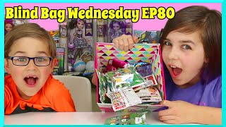 Blind Bag Wednesday EP80 - My Little Pony, Disney Frozen, Walking Dead and More