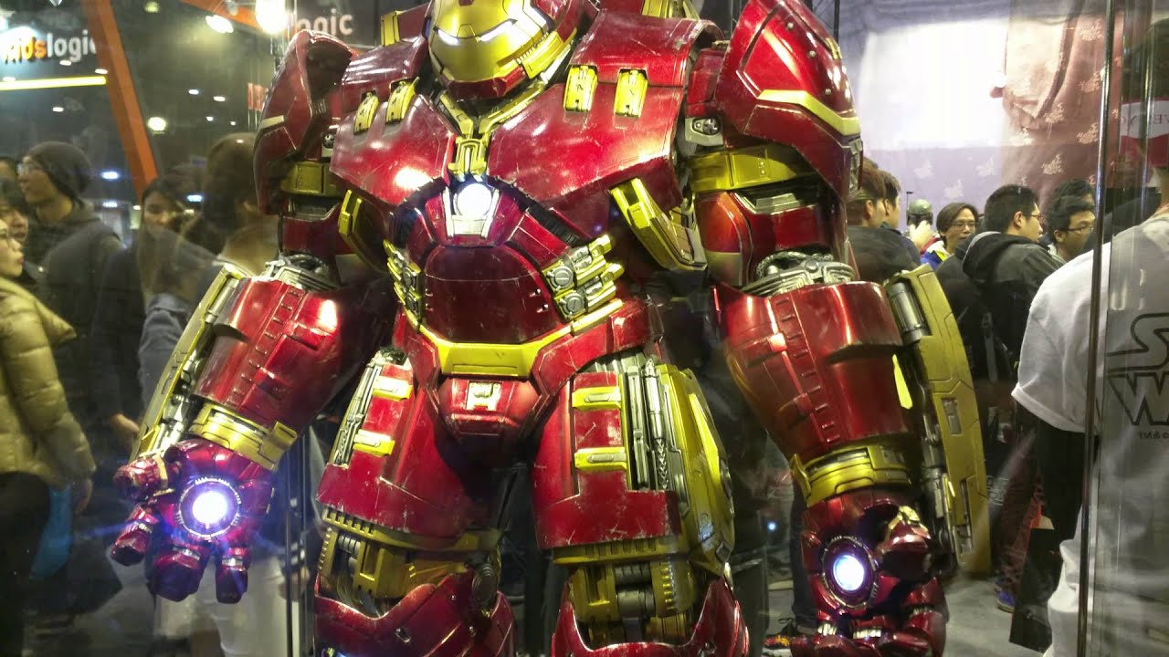 Hd Superhero Wallpapers For Pc Hot Toys Hulk Buster 1 6 Scale Youtube