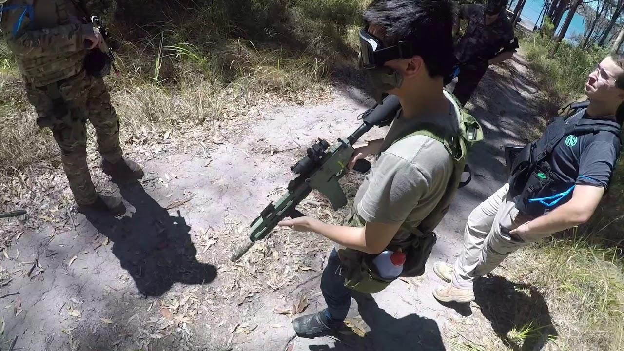 Sydney - Gel blaster Game