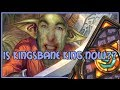 Is kingsbane king now?? | Kingsbane rogue | The Witchwood | Hearthstone