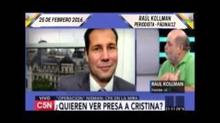 678 adelanto: La operación del partido judicial contra Cristina - 678