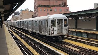 MTA New York City Subway J & M Trains On The BMT Jamaica Line (1/16/20)