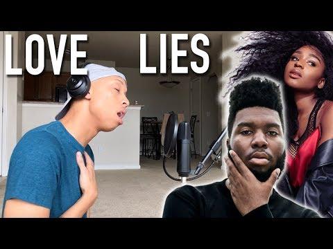 Khalid & Normani - Love Lies Cedric Johnson Cover