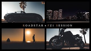 【PV】ROADSTER×FZ1 Session