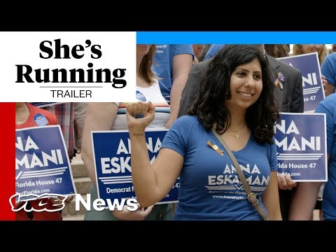 Meet Four Female Candidates Aiming To Make Political History | She's Running TRAILER