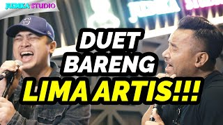 JUDIKA x GILANG DIRGA - BUKAN RAYUAN GOMBAL (Judika Studio)