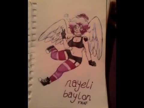 GIFT for nayeli baylon fnaf