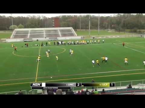 2013 Easterns - North Carolina vs Central Florida - Semifinal (M)