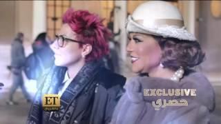 ET بالعربي - سميرة سعيد تقدّم برودواي Show  في كليب محصلش حاجة