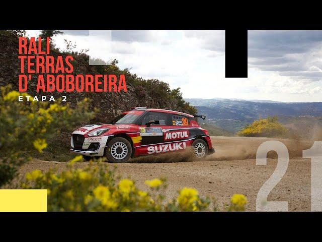 Suzuki 2021 | Capítulo 3 | Rali Terras D'Aboboreira 2
