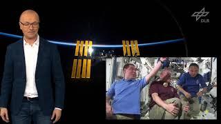 DLR_next - Mit Alex ins All: Die ISS