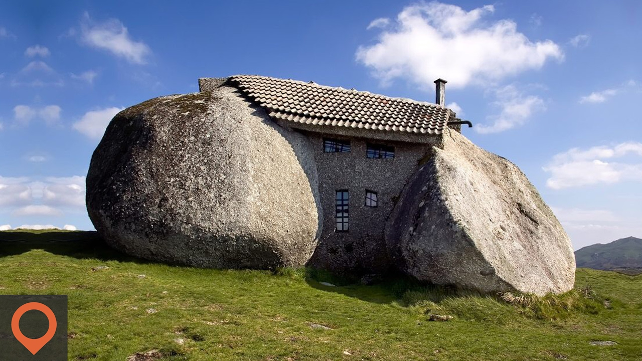 Houses top 10 weirdest 10 Awesome