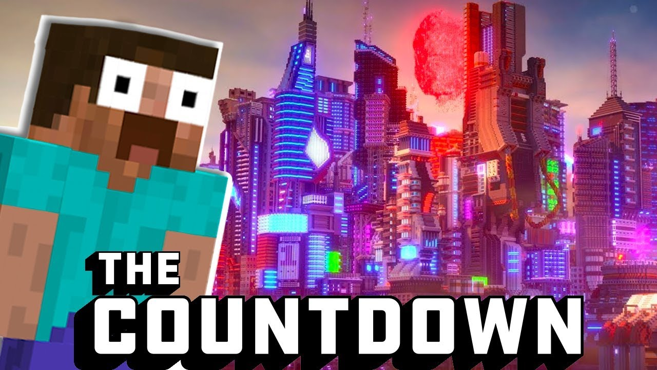 5 CRAZY Minecraft Cities From Other Games | The Countdown