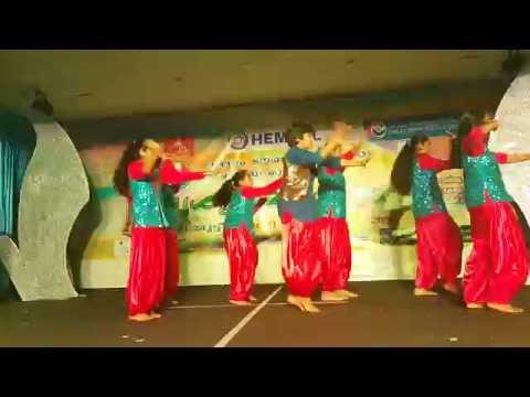 rockaankuthu premam dance performance 2016