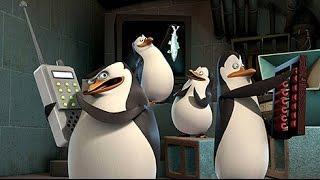 Пингвины Из Мадагаскара в Кино - Русский Трейлер 2014