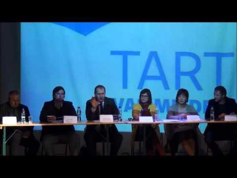 Poliitika eestuba: Linnapeakandidaatide debatt