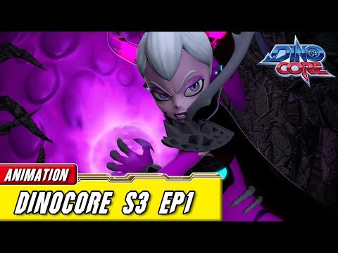 [DinoCore] Official | Cosmosaurus's New Servant | Dinosaur Robot Animation | S03 EP01